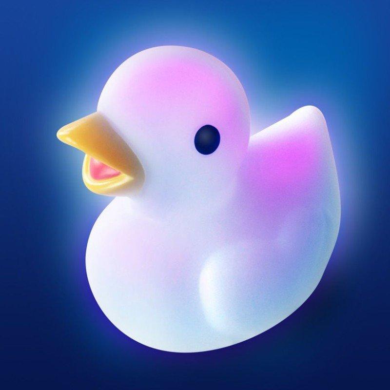 Svítící kachnička Lumilove Bath Duck