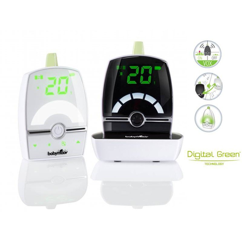 Baby monitor Premium Care Digital Green