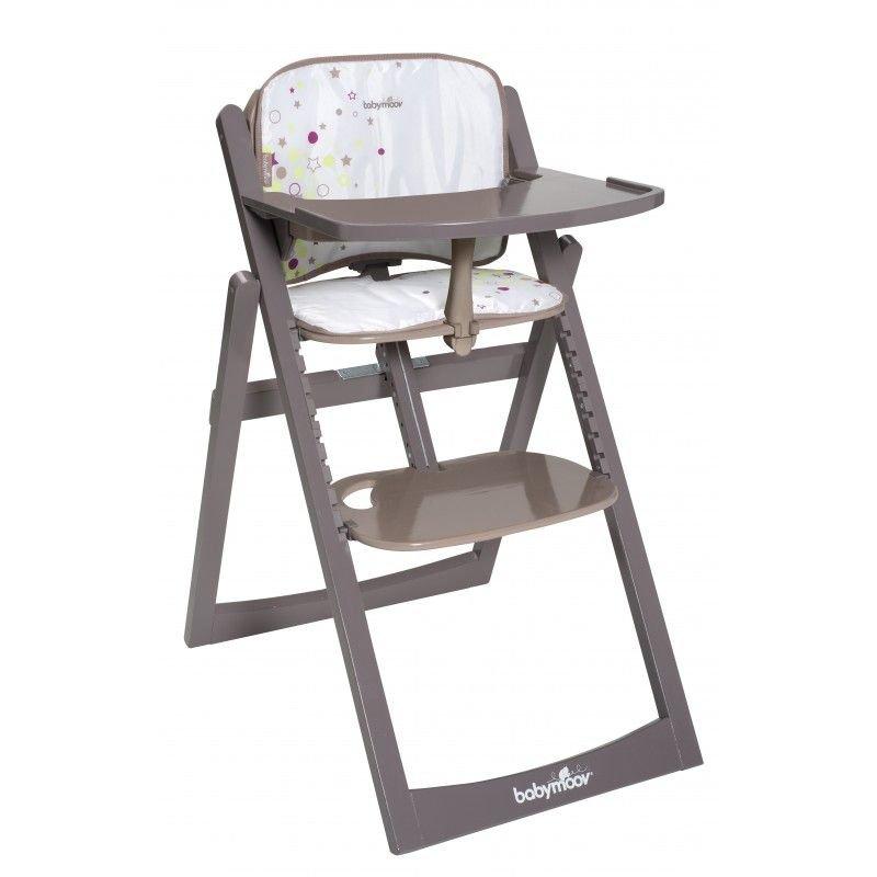 Babymoov výplň k židličce Light Wood Deco Stars