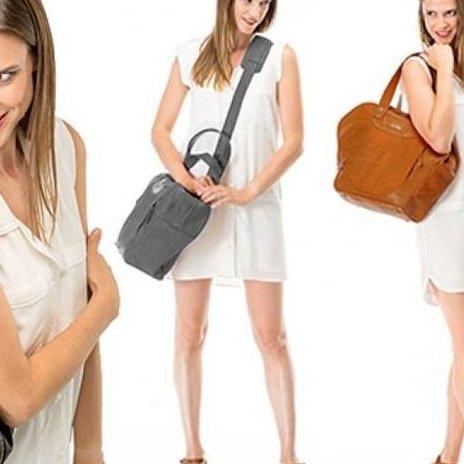 Babymoov taška City Bag Savannah