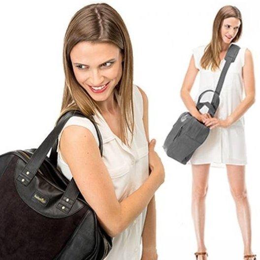 Taška City Bag Zinc