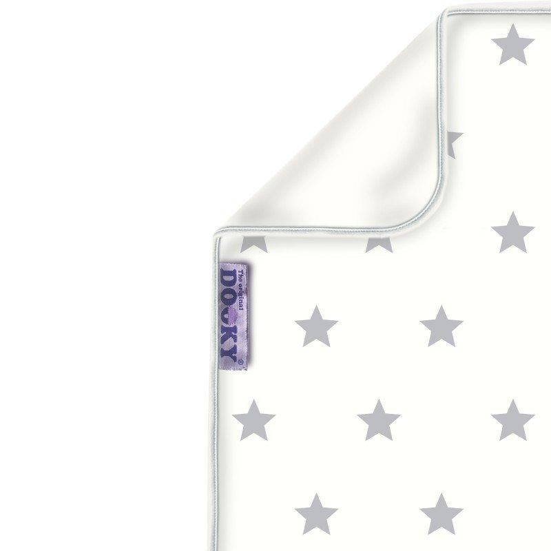 Dooky deka Blanket Silver Stars