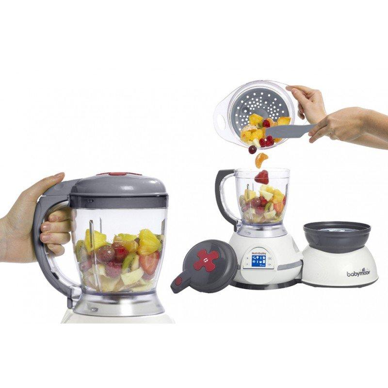 Babymoov multifunkční přístroj Nutribaby Cherry