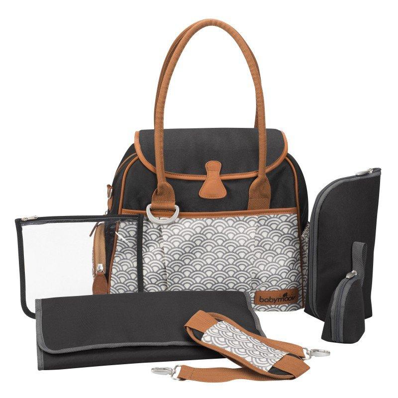 BabymoovTaška Style Bag Black