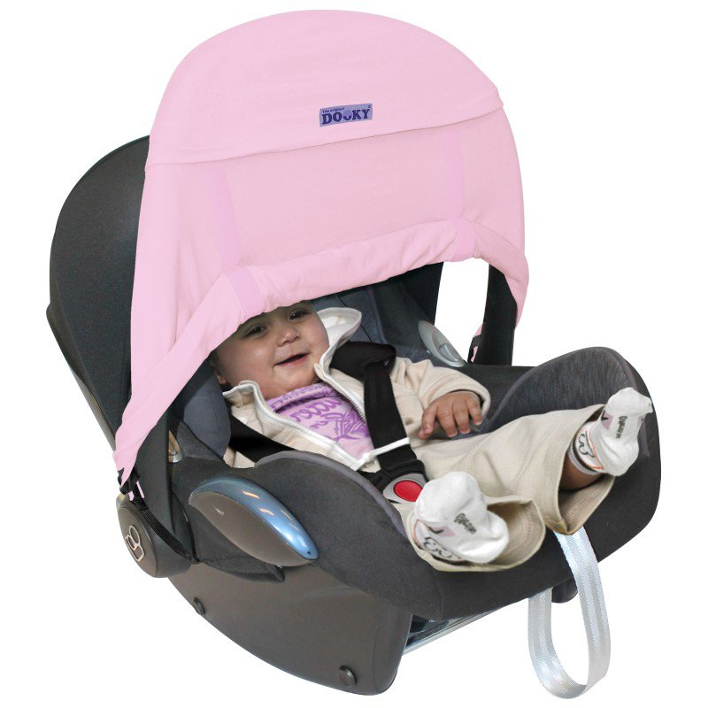 Dooky clona Zero+ Baby Pink