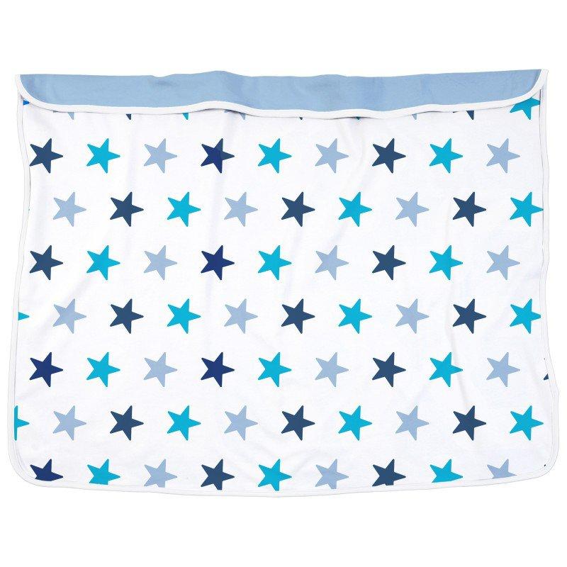 Dooky deka Blanket Blue Stars