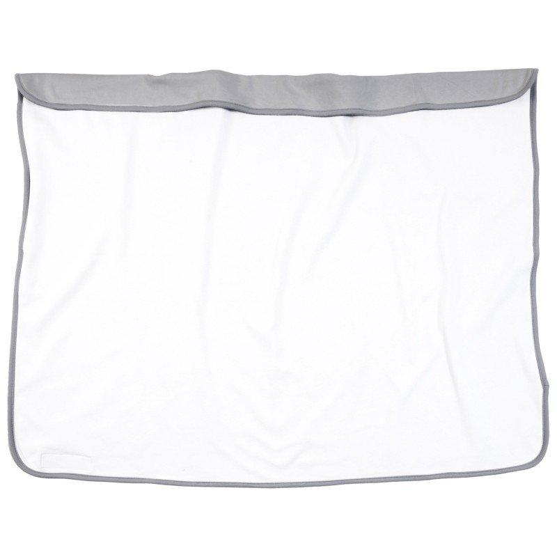 Deka Blanket Creme / Grey