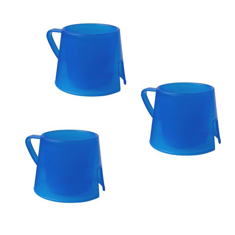 Hrneček Steadycup® 3pack Blue
