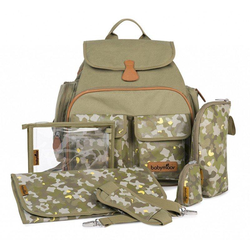 Babymoov batoh Globber Camouflage