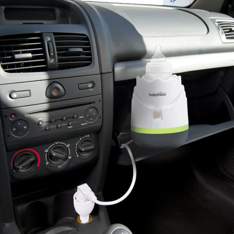 Babymoov ohřívač lahví Tulip Home&Car Cream