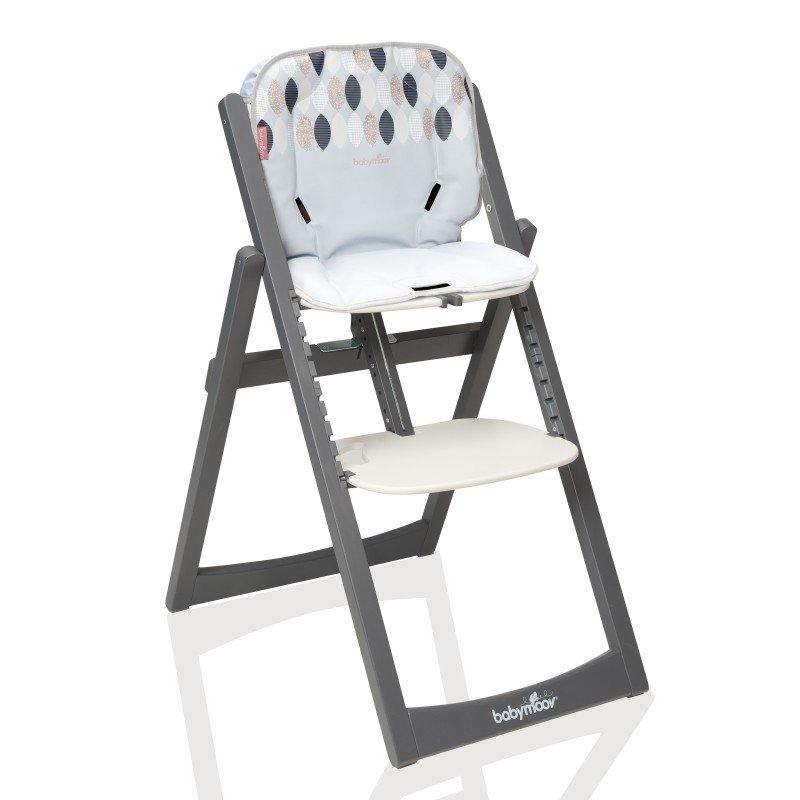 Babymoov výplň k židličce Light Wood Comfort Girly