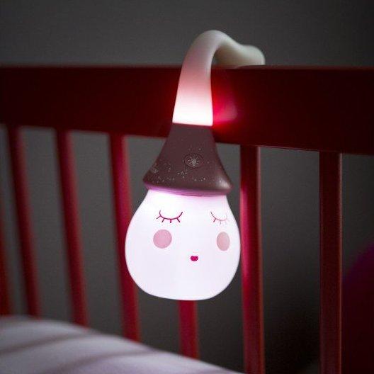 Babymoov noční světlo Tweesty Girl