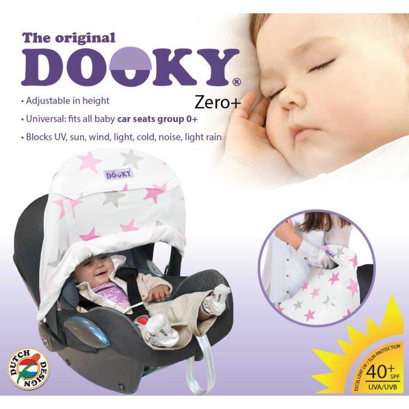 Dooky clona Zero+ Pink Stars