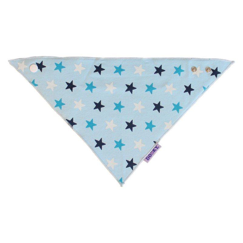 Bryndáček Dribble Bib Blue Star