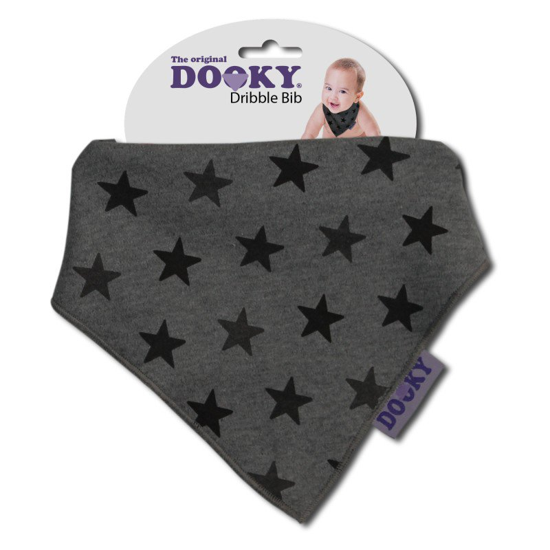 Bryndáček Dribble Bib Grey Star