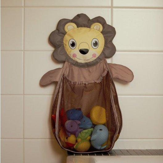 Síť na hračky do vany Lion