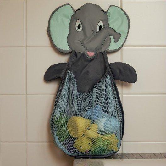 Síť na hračky do vany Elephant