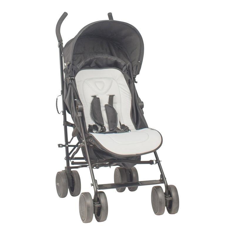 Bo Jungle vložka do kočárku B-Stroller Grey/Black