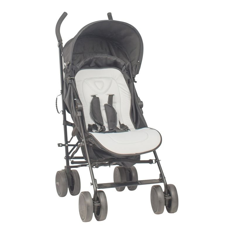 Vložka do kočárku B-Stroller Grey/Black