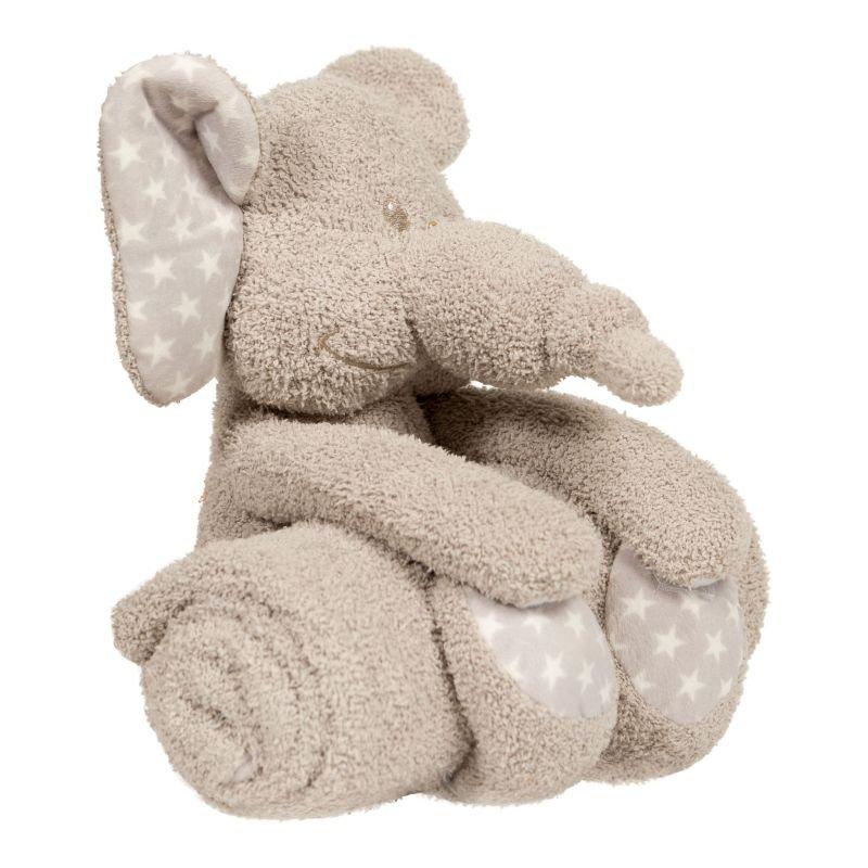 Plyšová hračka s dekou Elephant