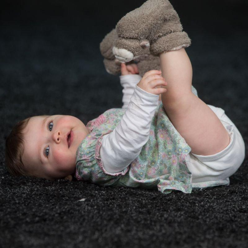 Plyšové ponožky Monkey