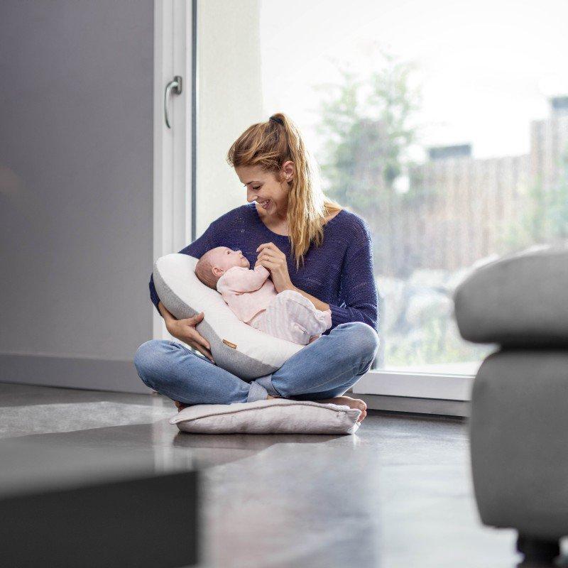 Babymoov multifunkční polštář Mum&B SOFT WHITE