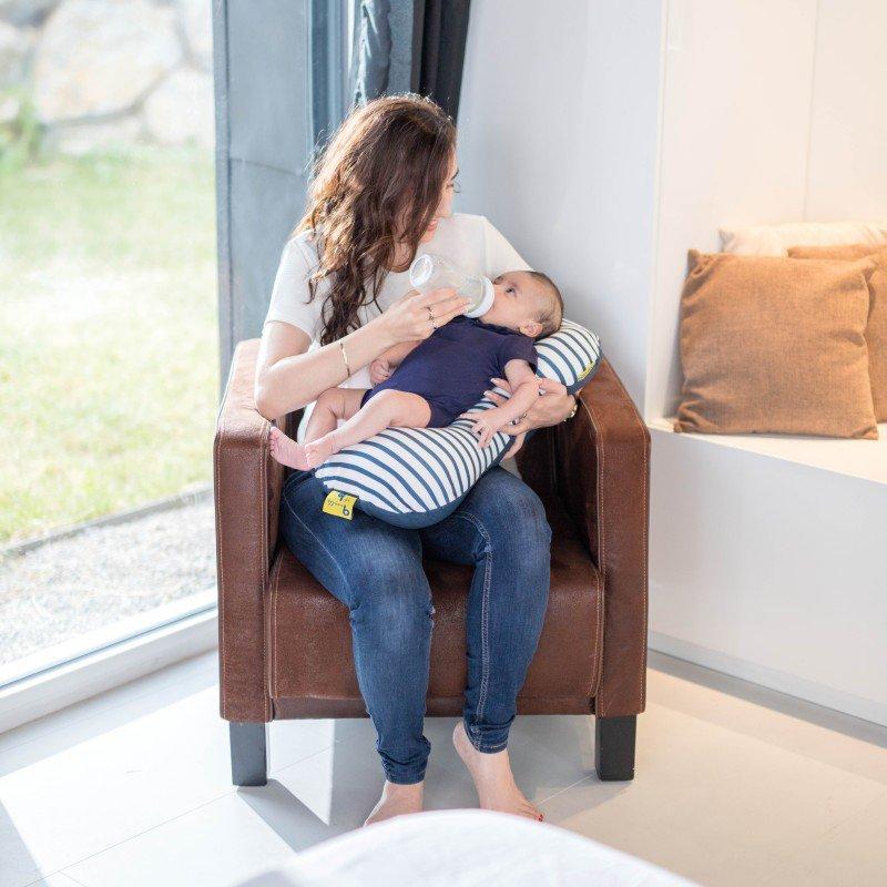 Babymoov náhradní potah k Mum&B NAVY