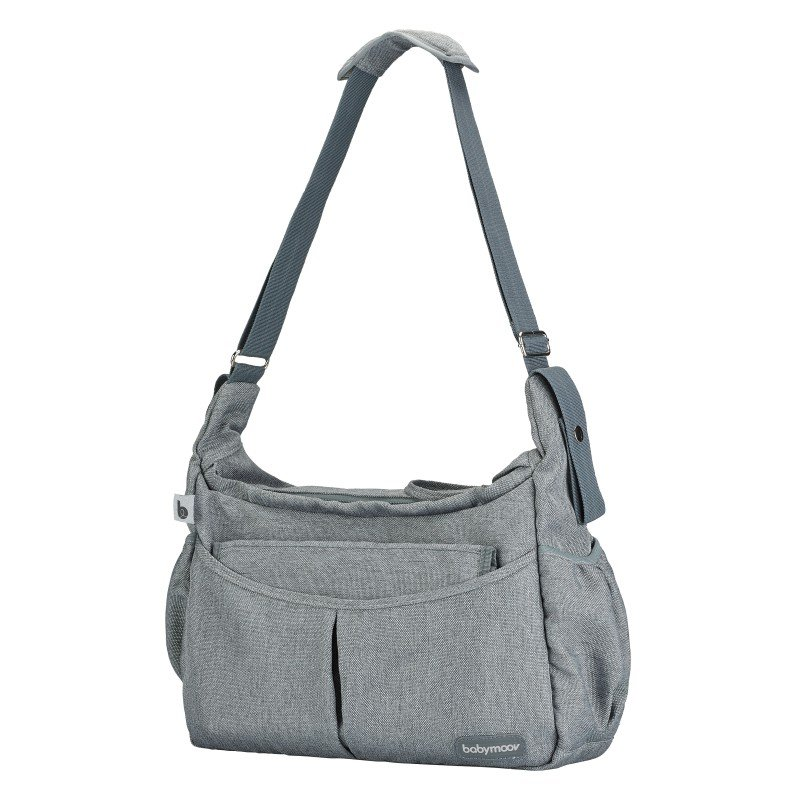 BabymoovTaška Urban Bag Smokey