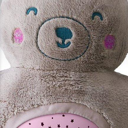 Pabobo Star Projector baterie TEDDY GIRL