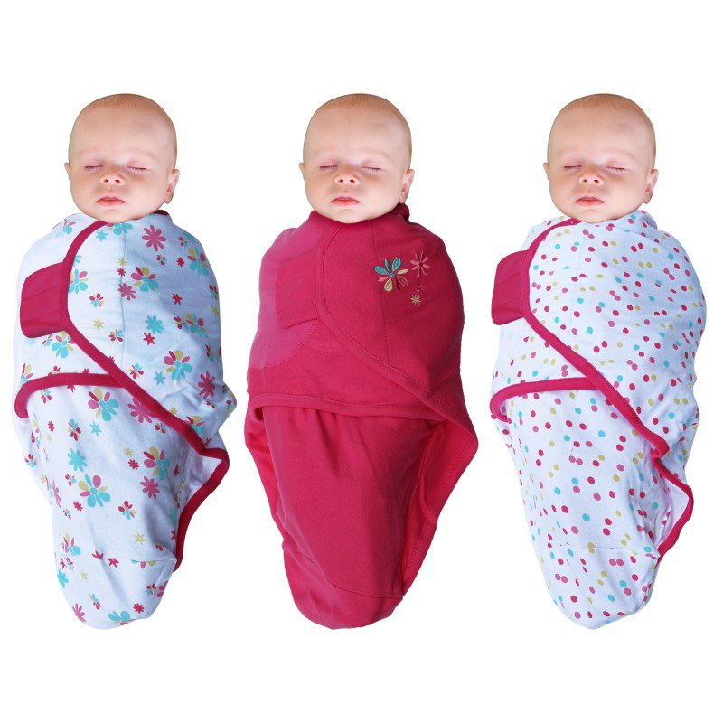 Zavinovačka B-Wrap SMALL 3-Pack Flower