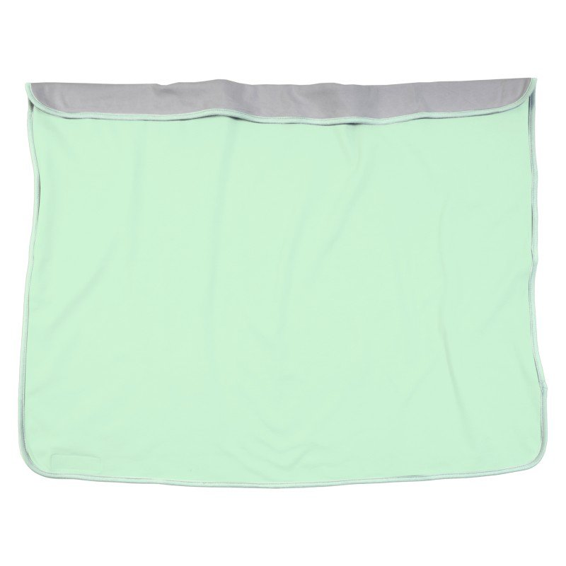 Deka Blanket Mint/Grey
