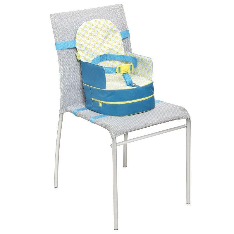 Přenosná židlička 2v1 One-the-Go Blue