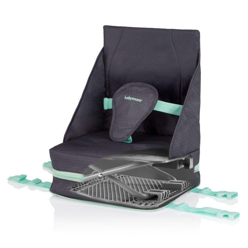 BabymoovPřenosná židlička Up&Go Smokey
