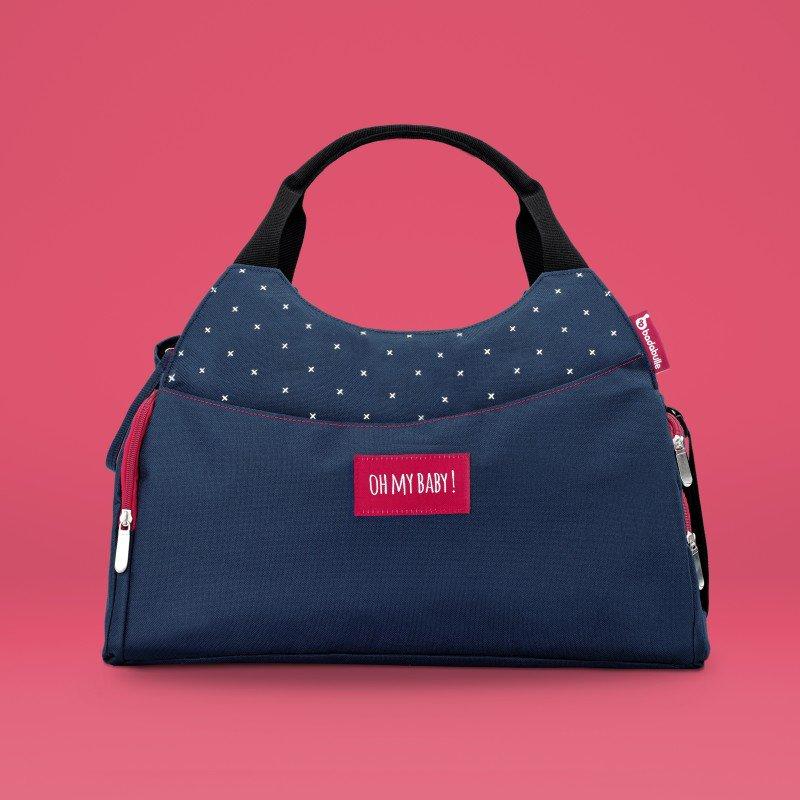 Taška Multipocket Dark Blue