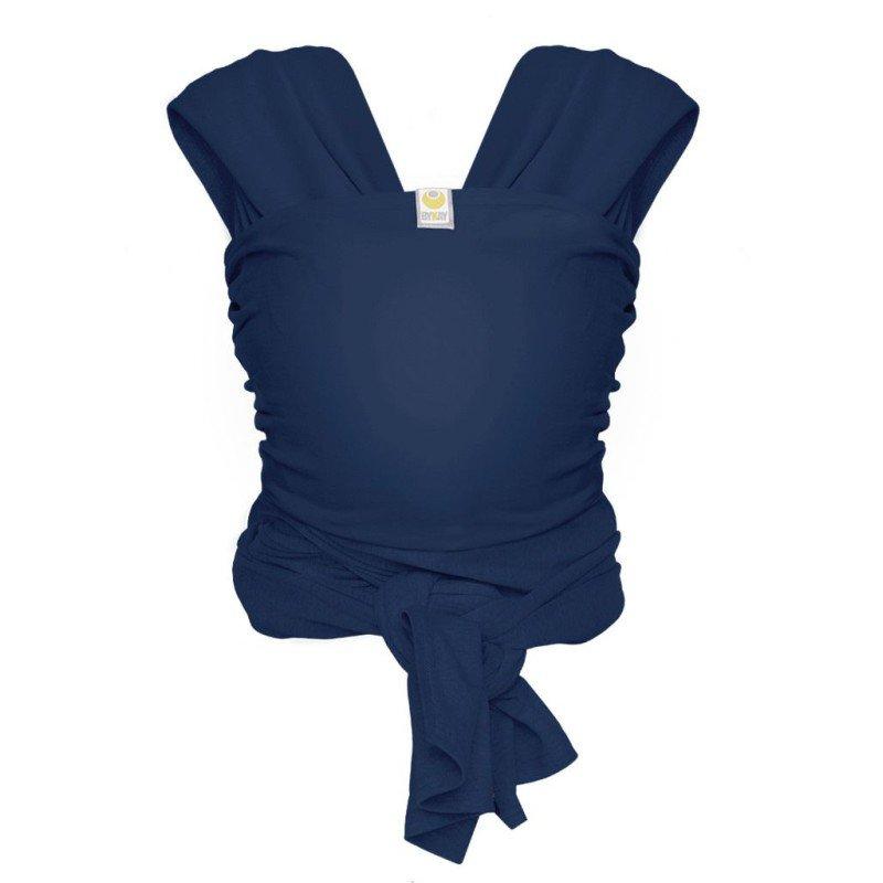 ByKay šátek STRETCHY WRAP DeLuxe Jeans Blue (vel. M)
