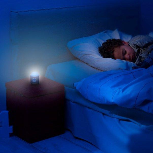 Pabobo automatické světlo Nomade Beige