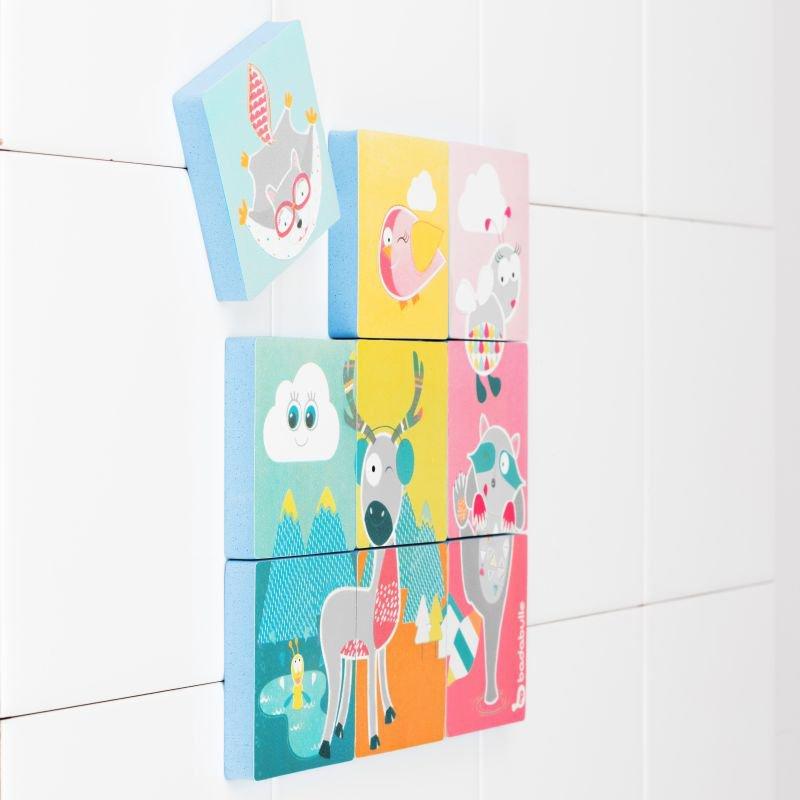 Bath Puzzle 9ks