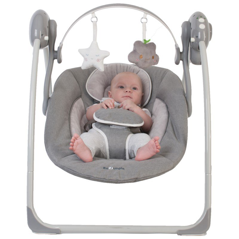 Produkt - Houpačka B-Portable Swing Grey