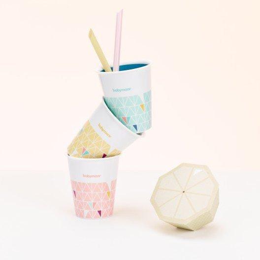Babymoov Multicolor Cups 3ks