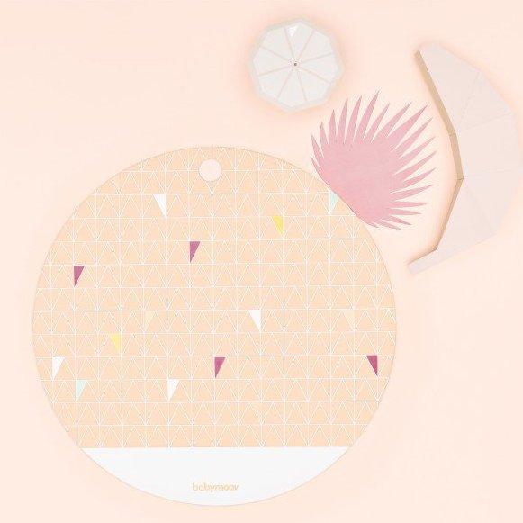 Babymoov silikonové prostírání PEACH
