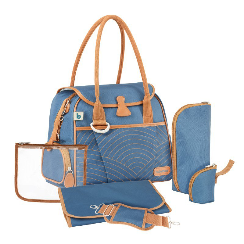 BabymoovTaška Style Bag Navy