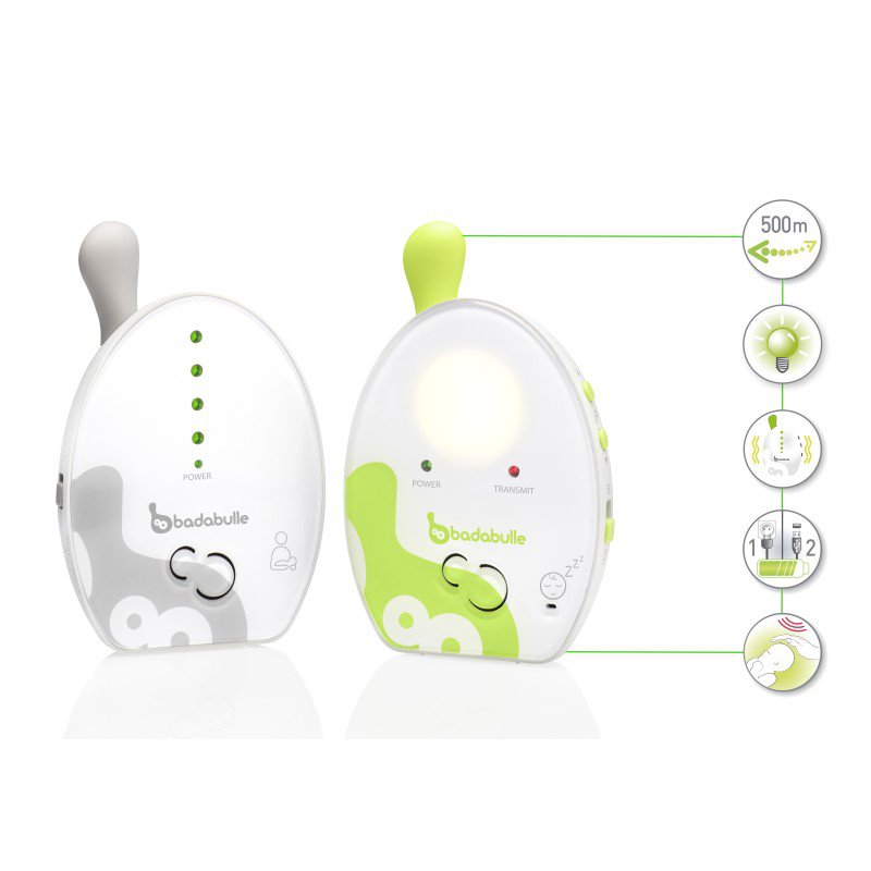 BadabulleBaby monitor Baby Online 500m