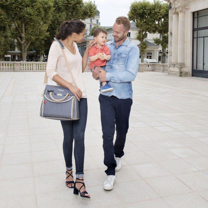 Babymoov taška Baby Style Dotwork