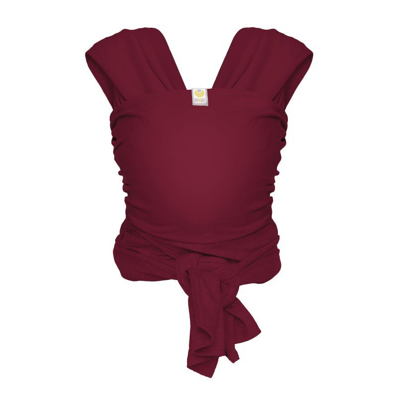 ByKay šátek STRETCHY WRAP DeLuxe Berry Red (vel. M)