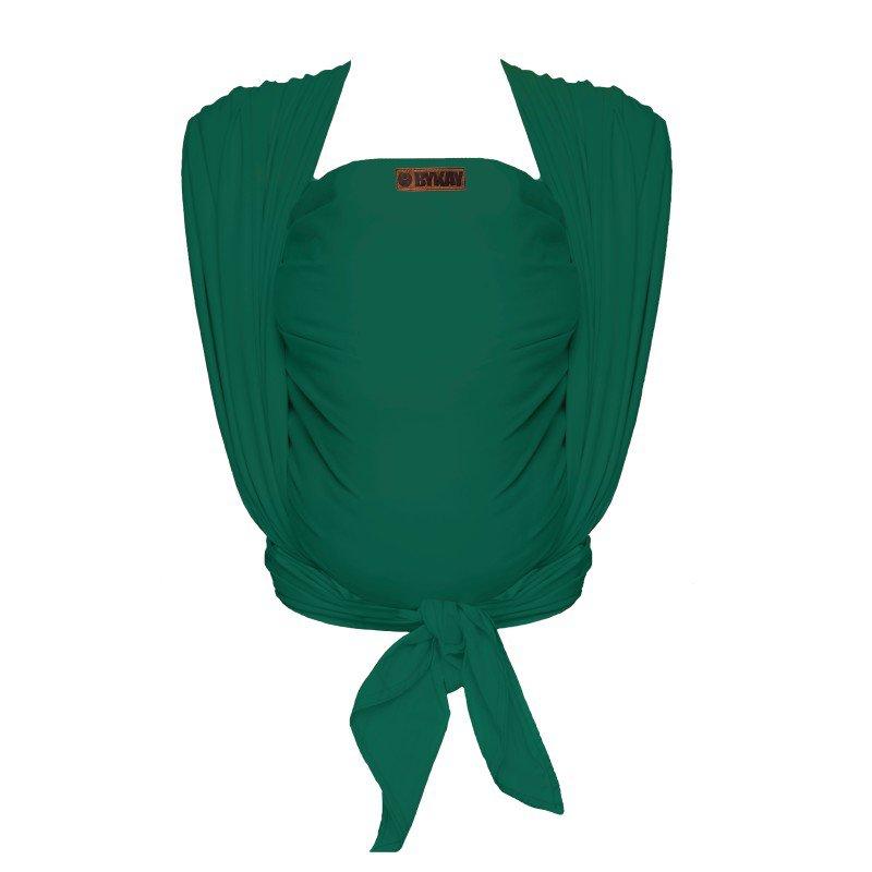 ByKay šátek WOVEN WRAP DeLuxe Forest Green (vel. 6)