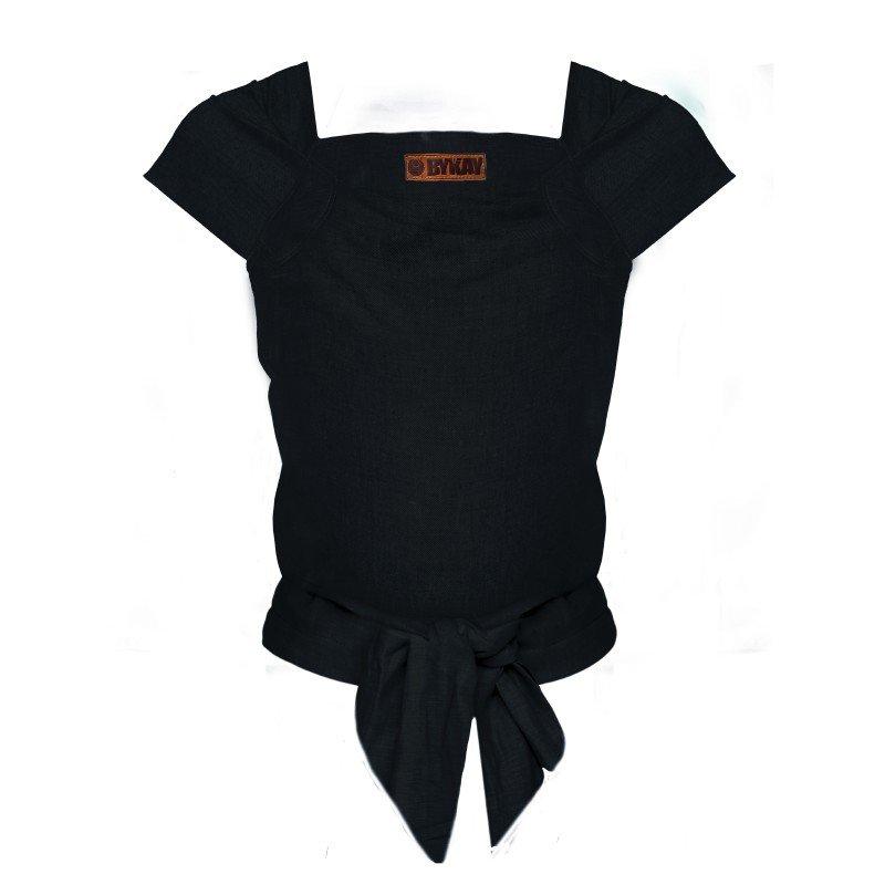 ByKay nosítko MEI TAI Classic Black Denim (vel. batole)