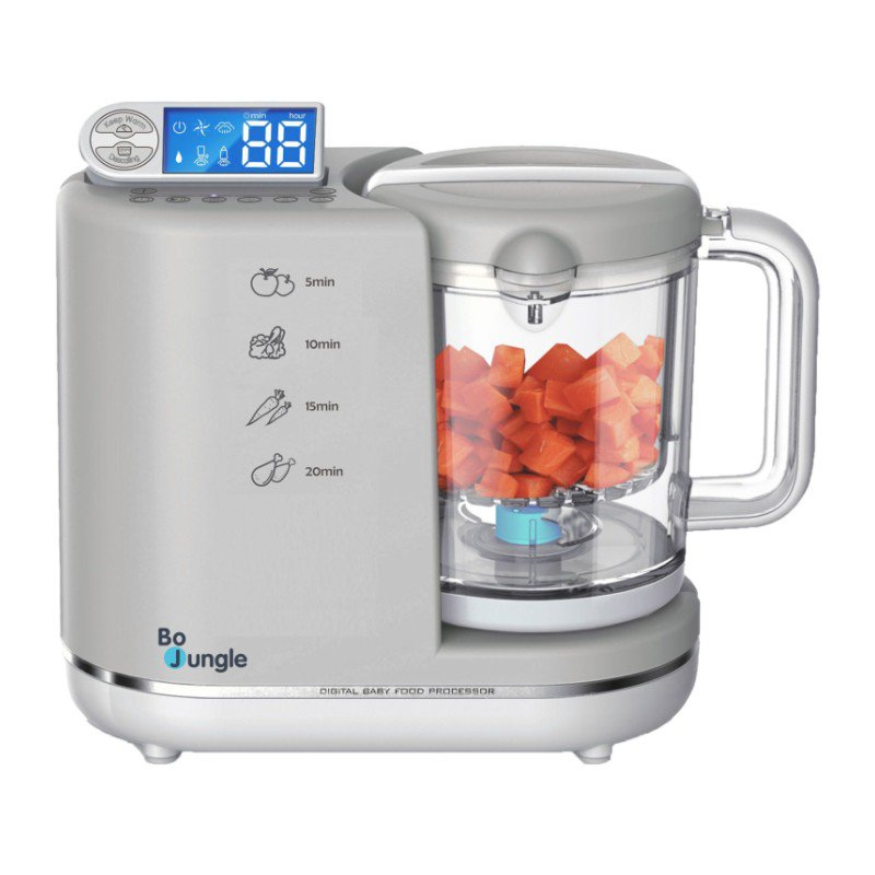 B-Digital Baby Food Processor 6v1
