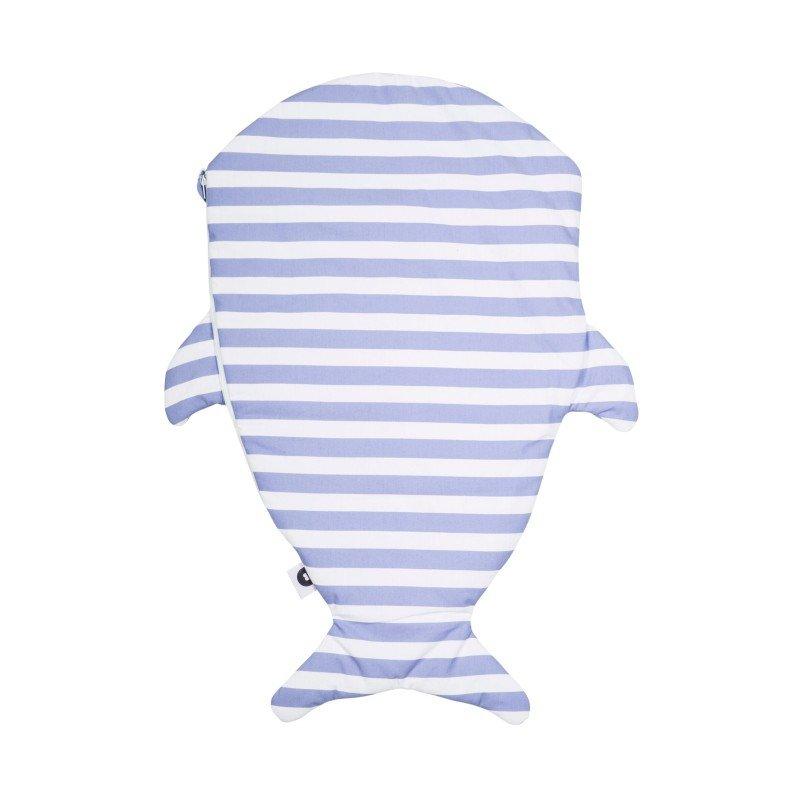 Baby Bites spací vak NEWBORN Blue Sailor