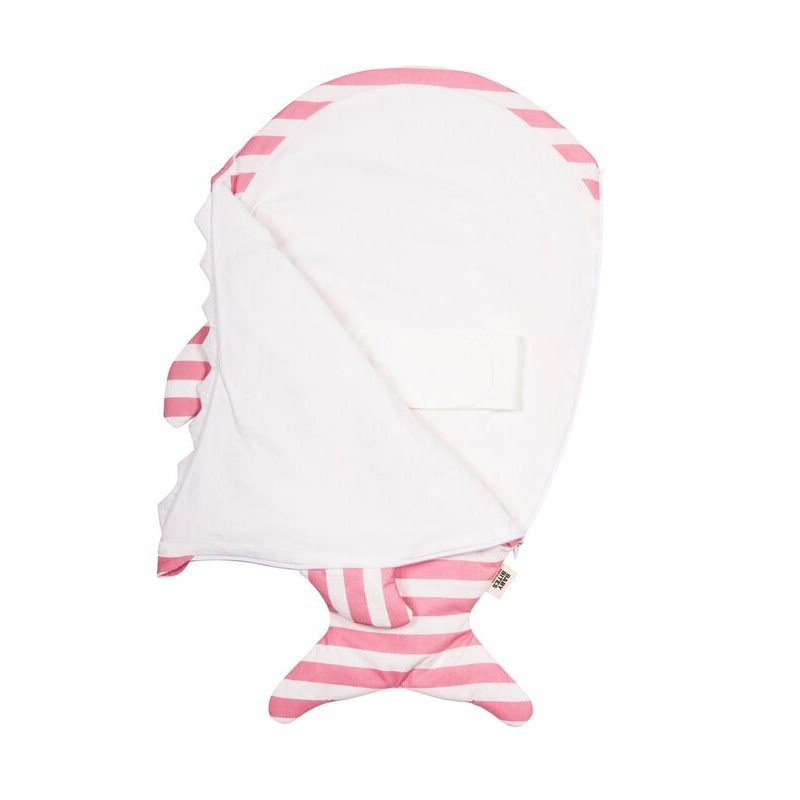 Baby Bites spací vak NEWBORN Pink Sailor