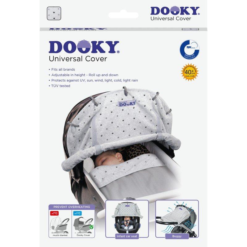 Dooky Design clona Light Grey Crowns